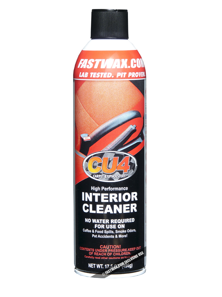 CU4 Carpet & Upholstery Cleaner 17.50 oz. Aerosol Can [CU4]
