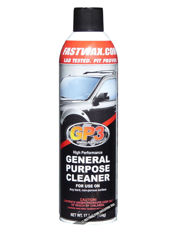GP3 General Purpose Cleaner 17.50 oz. Aerosol Can